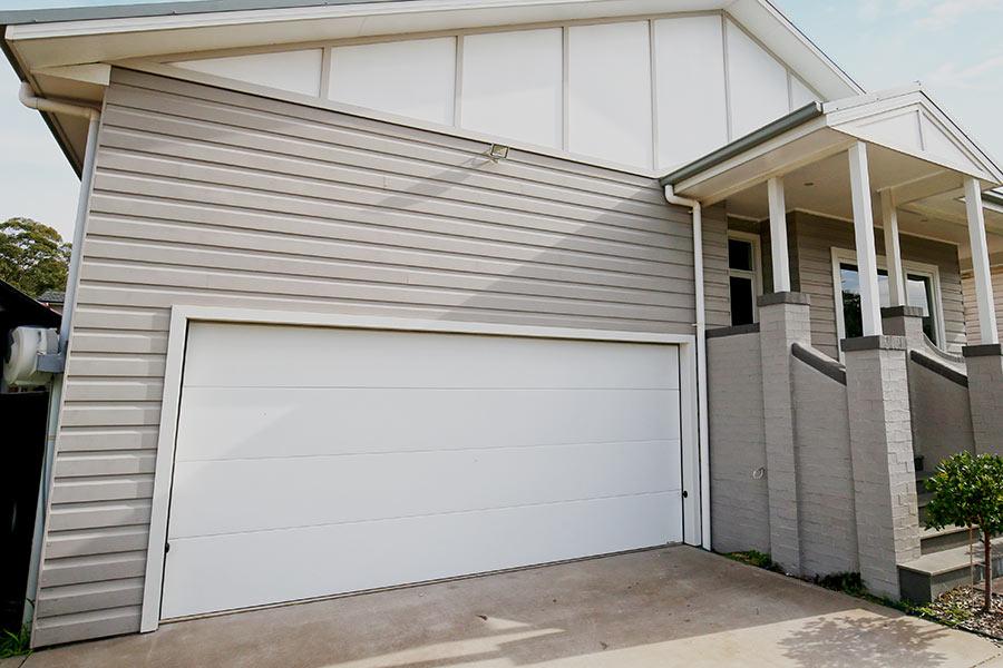 Thermoflat Garage Door