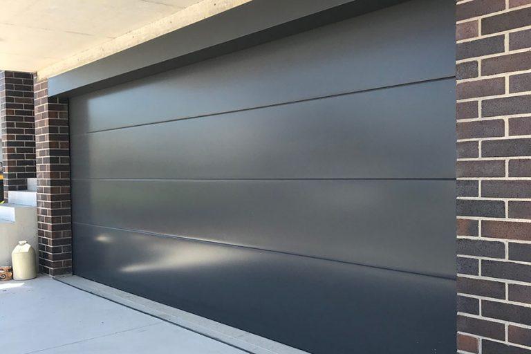 Insulated Danmar Garage Door
