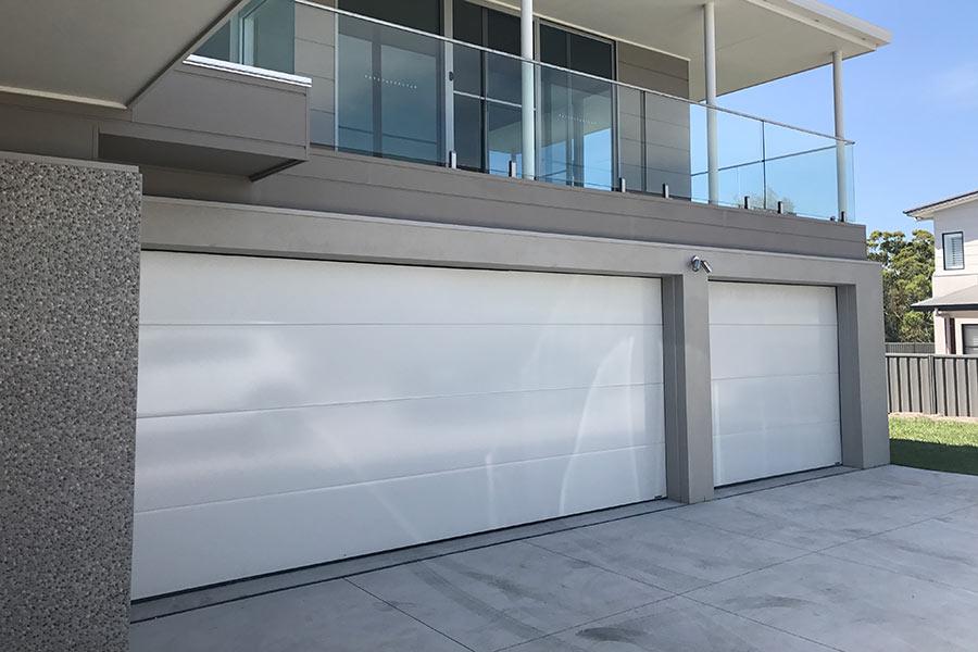 Danmar Thermoflat Garage Door