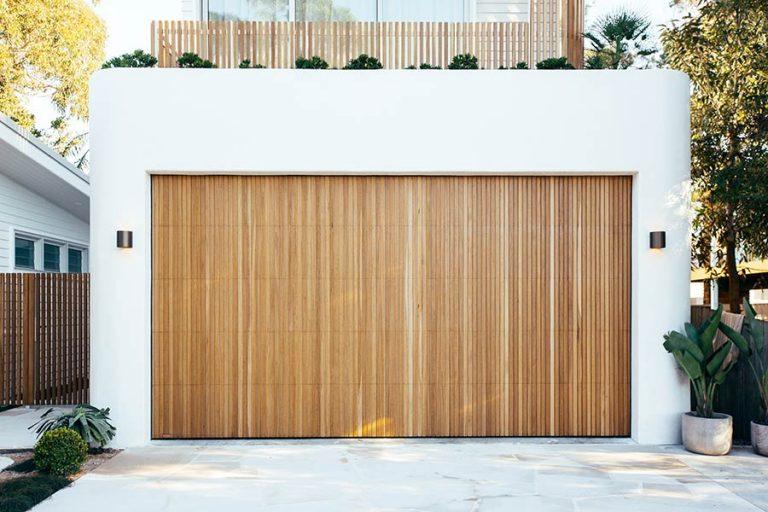Delta Custom Garage Door