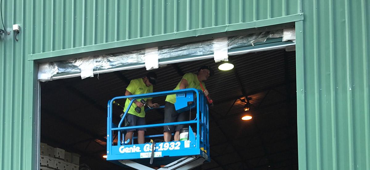 Garage Door Service & Installation