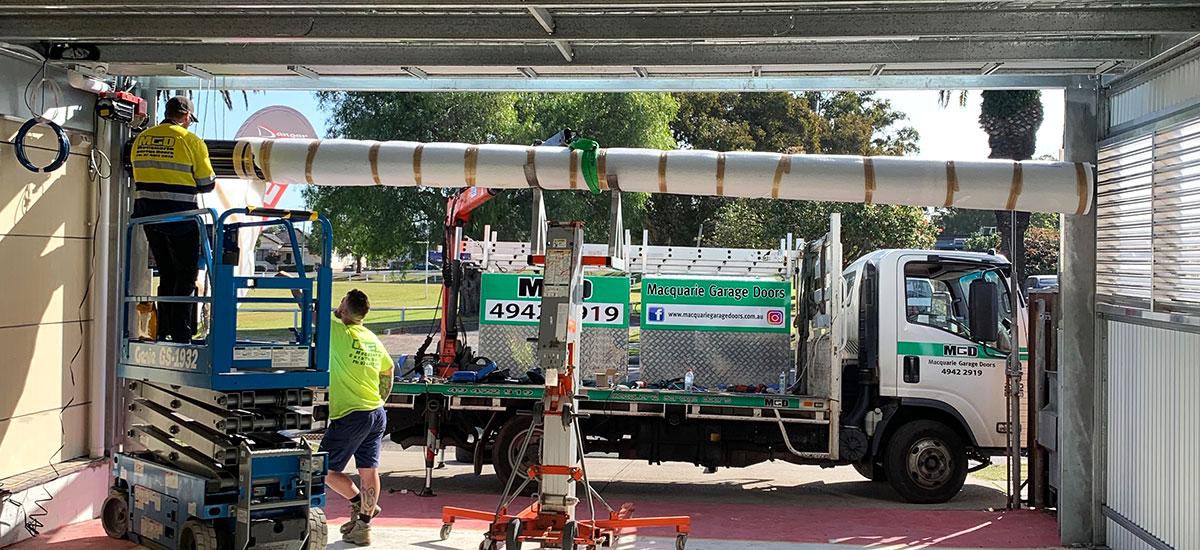 Roller Door Installation & Service
