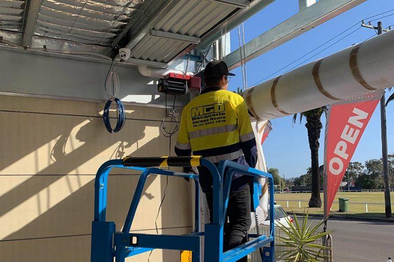 About Macquarie Garage Doors - Service