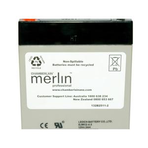 Merlin Integrated Battery Backup