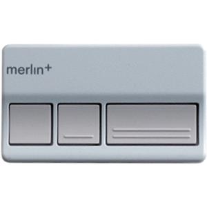 Merlin Remote - Car Clip