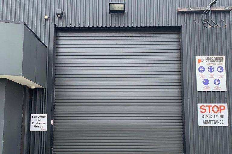 Bradnam's Commercial Roller Door