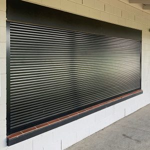 Commercial Security Shutter