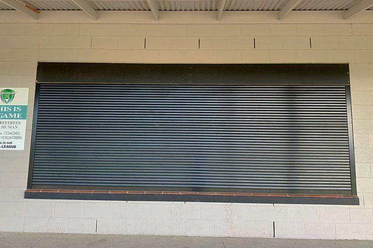 Sport Canteen Window Shutter