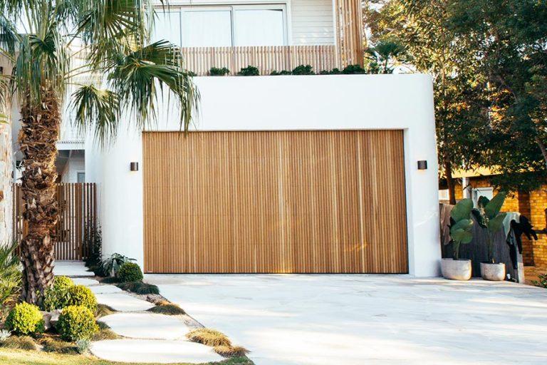 Custom Made Door - Kyal & Kara