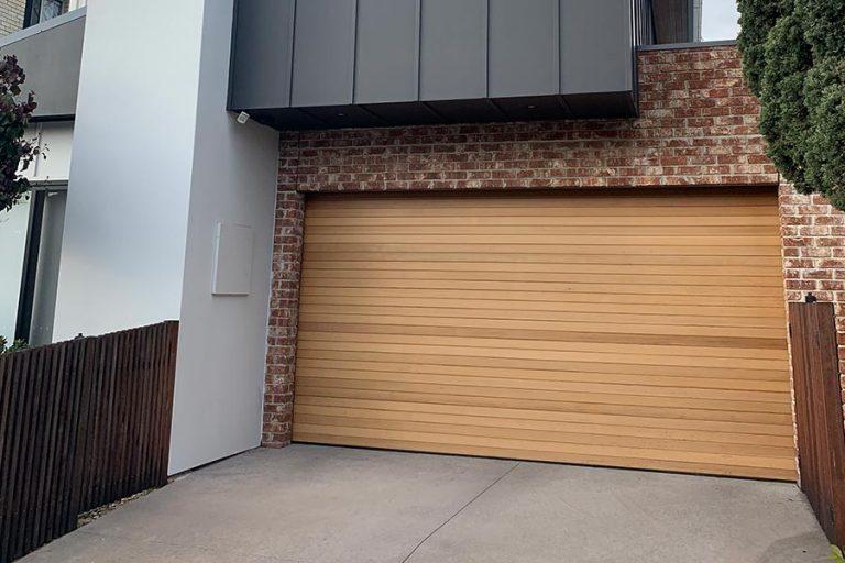 Custom Residential Panel Door