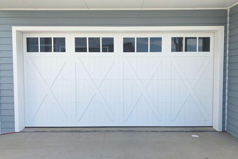 Danmar Doors Carriage Panel Door