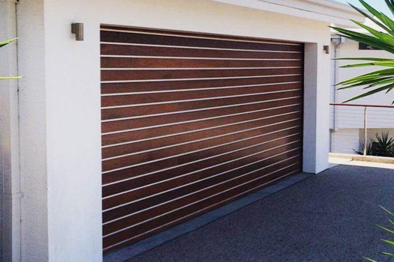 Danmar Custom Door - Cedar Batten