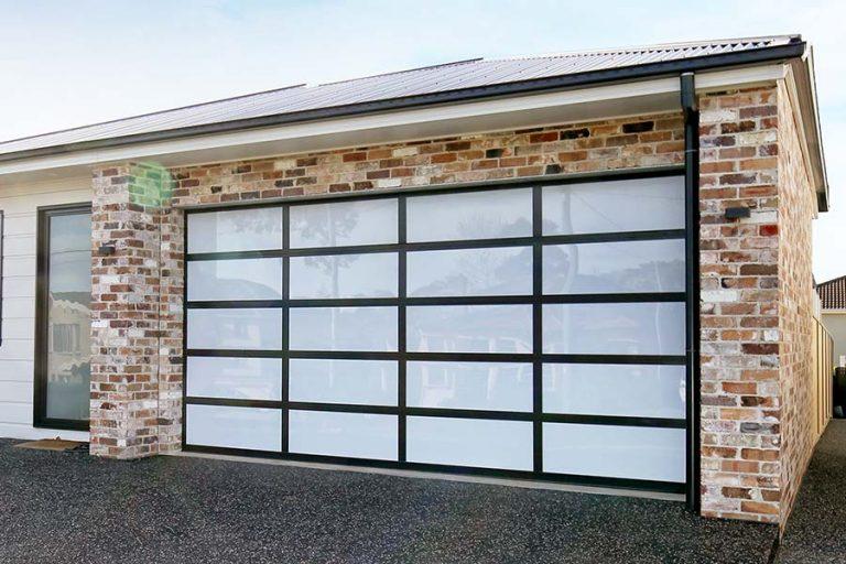 Clearlite Danmar Garage Door