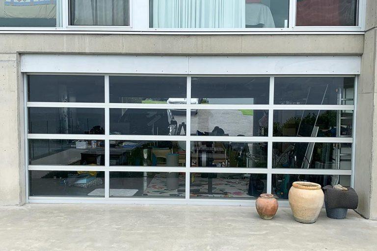 Residential Glasslite Door