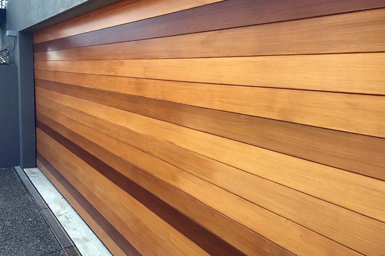 Western Red Danmar Timber Door