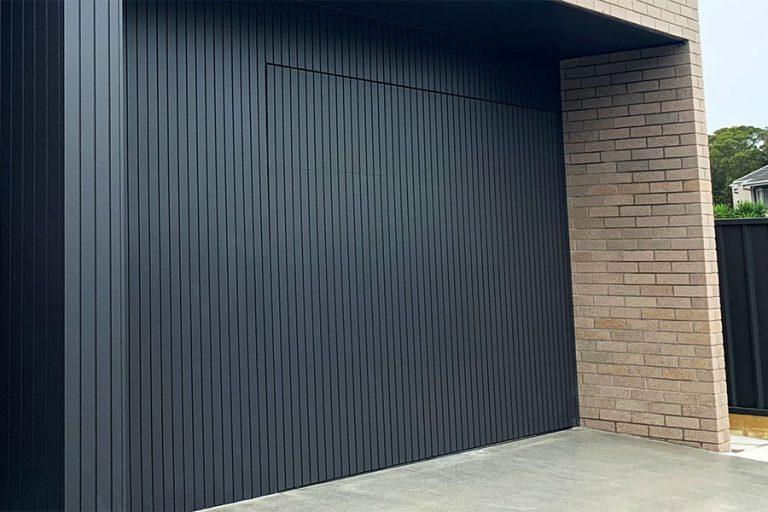 Flushmount Residential Garage Door
