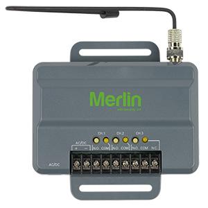 Merlin 3-Channel Universal Receiver