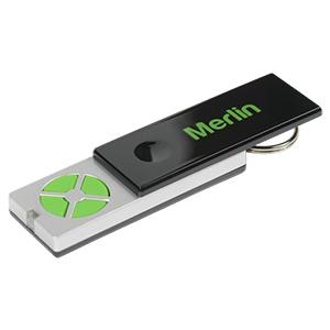 Merlin Four Button Remote E950M