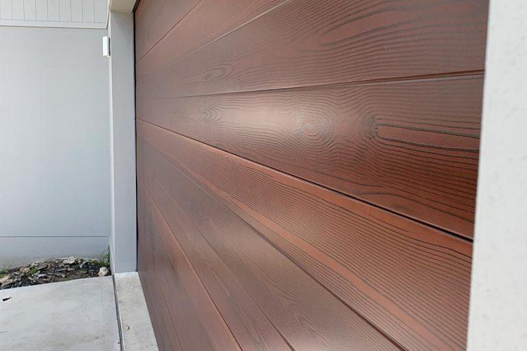 Premium Tuscan Gliderol Garage Door