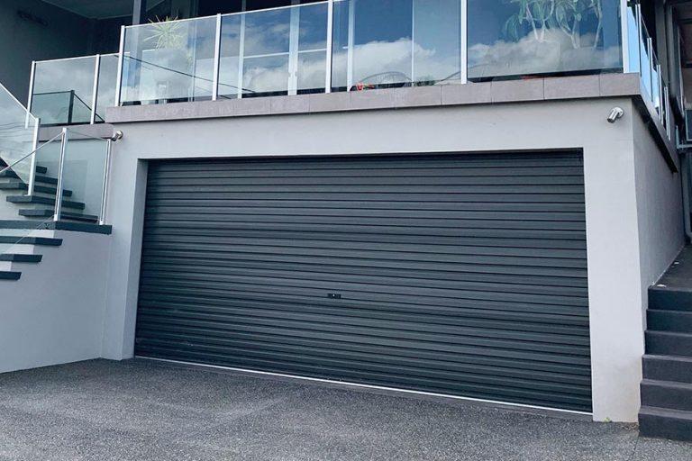 Gliderol Roller Door at Residence