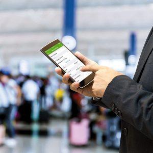 MyQ Smartphone App Merlin