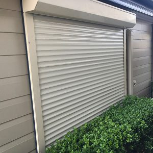 Residential Window Shutter