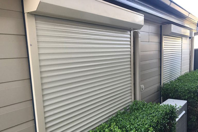 Residential Security Shutters