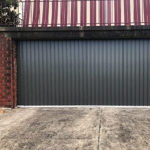 Residential Side Roller Door