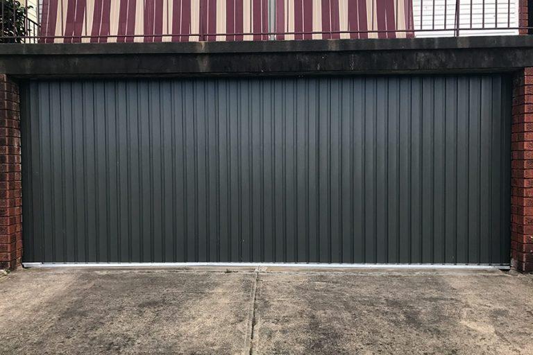 MGD Side Roller Door