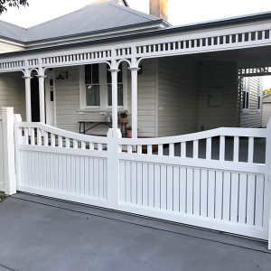 Automated Swing Gate at Residence