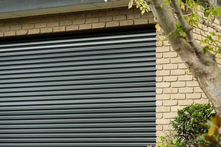 Wind Rated B&D Roll-A-Door