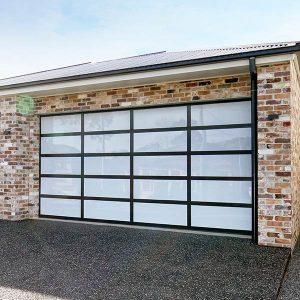 Danmar Garage Door - Clearlite