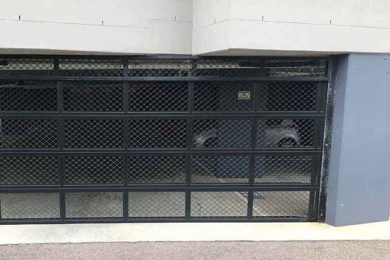 Commercial Carpark Panel Door