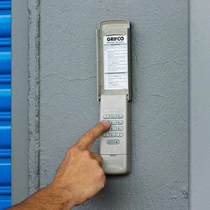 Commercial Garage Door Wall Keypad