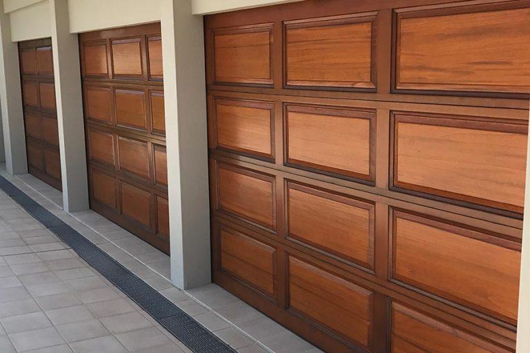 Raised Timber Danmar Door
