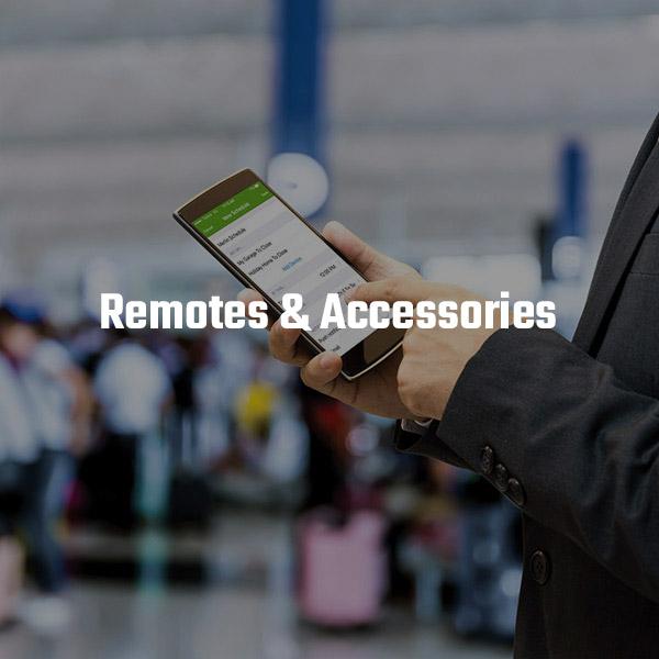 Remotes & Accessories