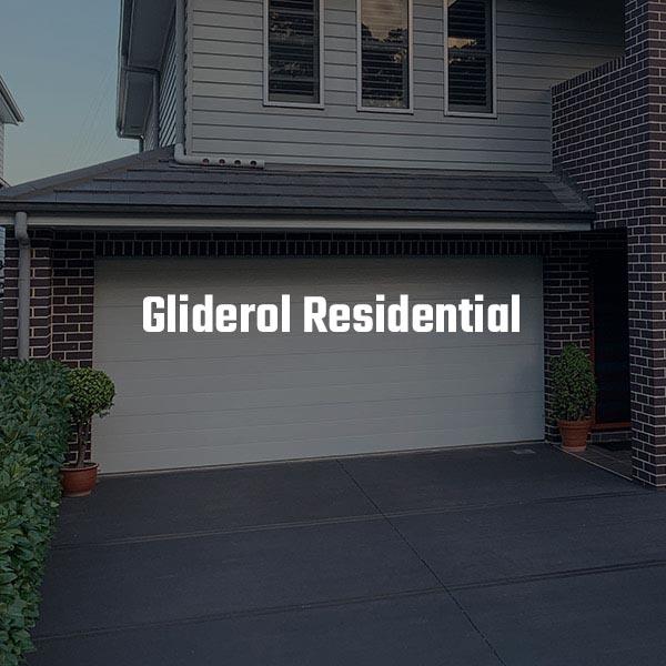 Gliderol Garage Door - Tuscan