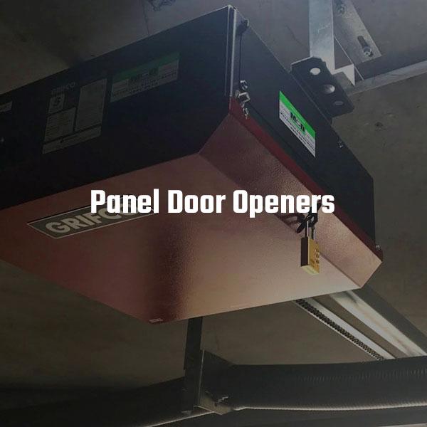 Commercial Panel Door Opener