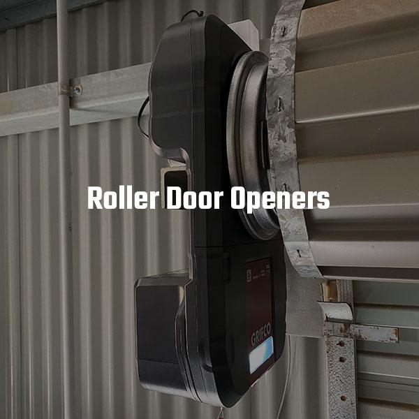 Commercial Roller Door Opener