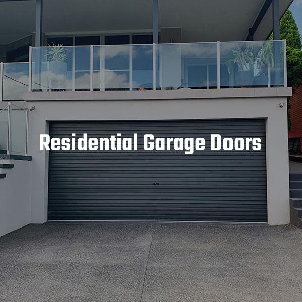 Gliderol Residential Roller Door