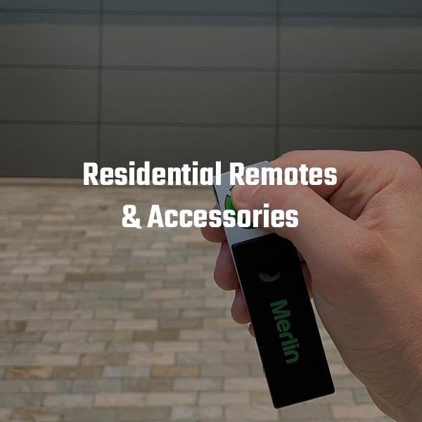 Merlin Residential Garage Door Remote