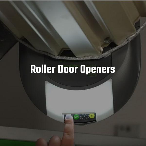 Residential Roller Door Opener