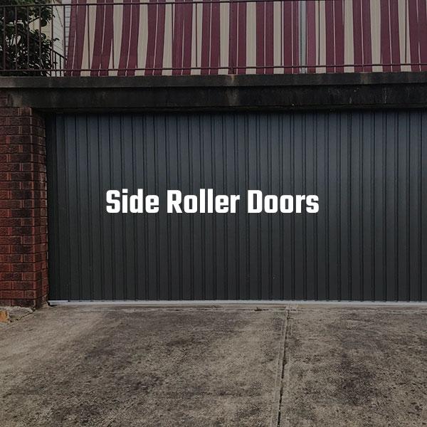 Side Roller Door