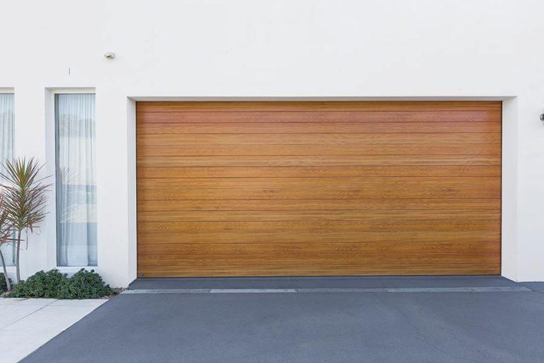 Seville B&D Door - Timber Look