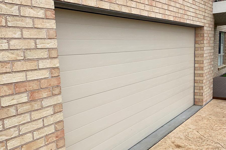 Gliderol Panel Door