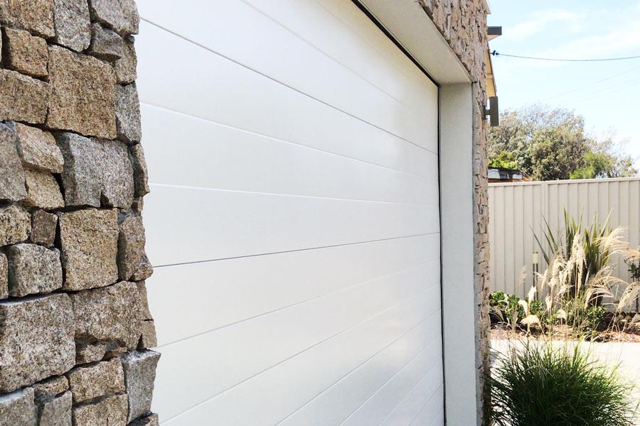 Gliderol Panel Door - White