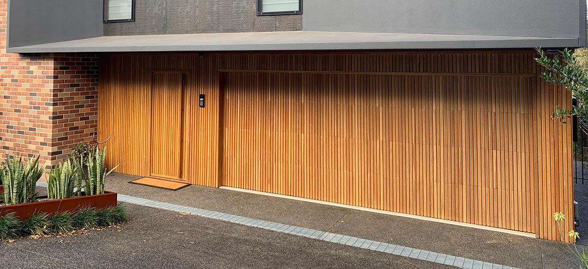 Custom Delta Door